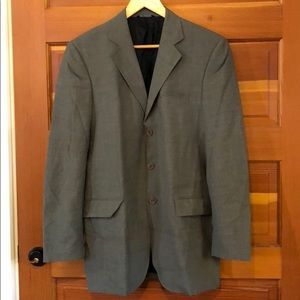 New Dolce & Gabbana wool suit jacket and pants